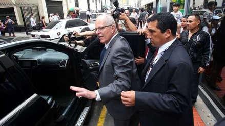Pedro Pablo Kuczynski fue trasladado de emergencia a clínica de San Isidro