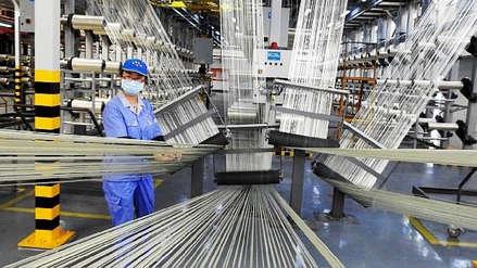 El PIB de China subió un 6,4 % en el primer trimestre de 2019