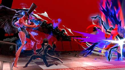 Super Smash Bros. Ultimate añade a 'Joker' y el editor de escenarios en su nueva actualización