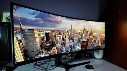Un monitor para dejar de trabajar con dos monitores: Probamos el Samsung CJ89 de 43 pulgadas