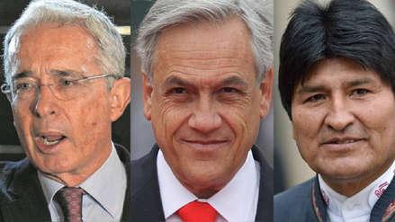 Líderes de la región expresan su pesar por la muerte de Alan García
