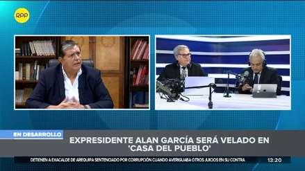 Alan García: Abren indagación contra fiscales por presuntas irregularidades en allanamiento
