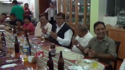 Alan García | El video que lo muestra alegre y cantando en una de sus últimas visitas a Trujillo