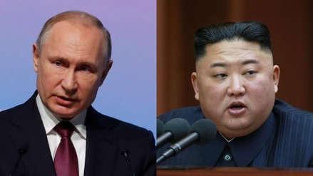 Vladímir Putin se reunirá con Kim Jong-un en Rusia a fines de abril