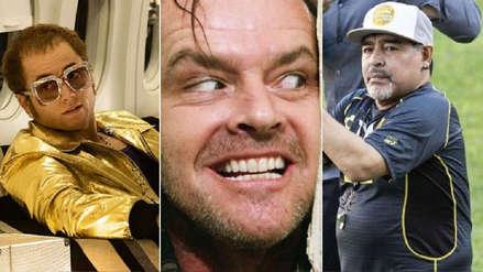 Maradona, Elton John y