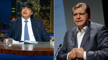 Jaime Bayly se despide de Alan García en su programa: Las frases que dejó sobre el fallecido expresidente