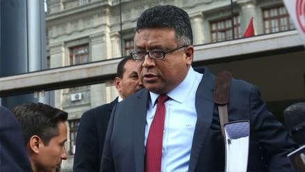 Alan García: Abogado insiste en que hubo irregularidades durante diligencia en vivienda de expresidente