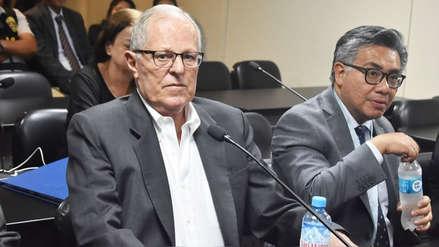 Fiscalía no cambió pedido de prisión preventiva a arresto domiciliario para PPK