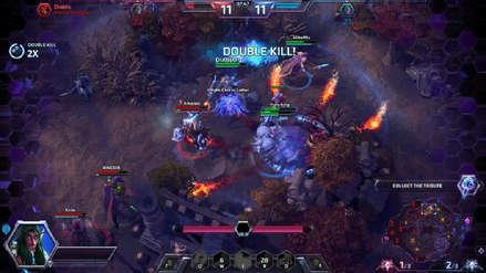 """Heroes of the Storm es etiquetado como """"juego clásico"""" junto a Warcraft III y StarCraft II por Blizzard"""