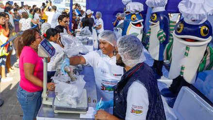 Mercados mayoristas de Lima y Callao recibirán 4,000 toneladas de pescado por Semana Santa