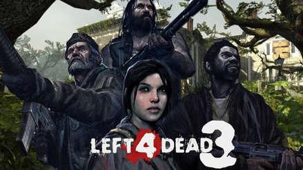 Left 4 Dead 3 estuvo en desarrollo: Filtran imágenes de un escenario original