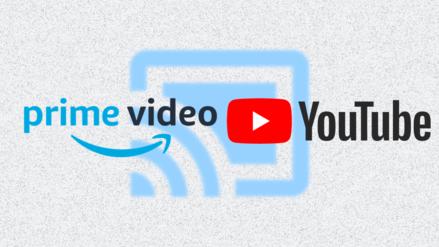 Google y Amazon firman la paz: Prime Video llega a Chromecast y YouTube aparece en Fire TV