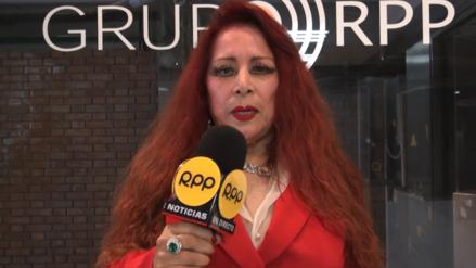 """Monique Pardo sobre Alan García: """"En algún momento cometió errores y en un momento encumbró al Perú"""""""