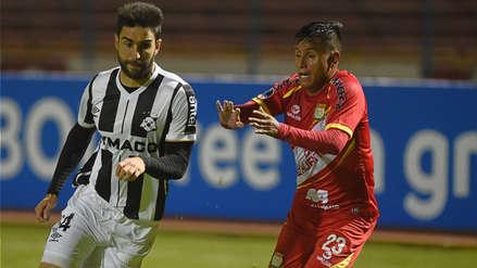 Sport Huancayo igualó en casa con Montevideo Wanderers y quedó eliminado de la Copa Sudamericana