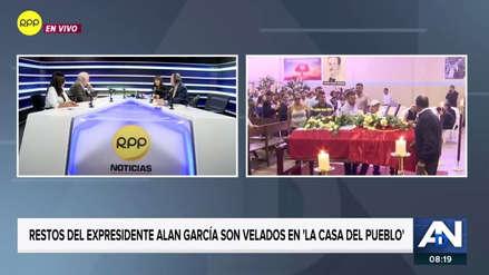 """""""Ha tenido de cal y de arena"""": Políticos analizan el legado de Alan García tras su suicidio"""