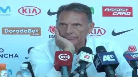 Miguel Ángel Russo habló sobre su continuidad en Alianza Lima