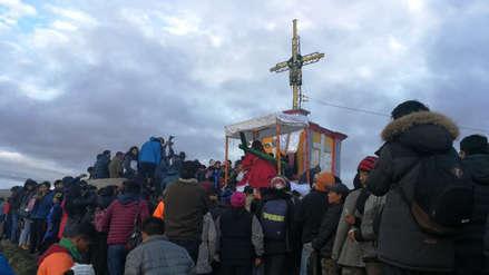 Semana Santa: Así se vivió la procesión del Señor de la Caída en Puno