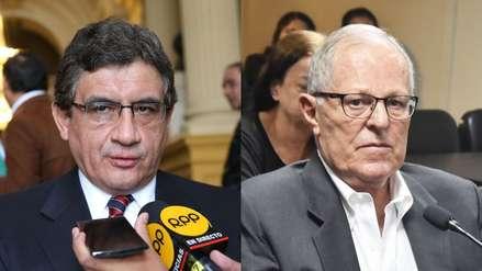 """Juan Sheput: Prisión preventiva contra PPK """"es una medida arbitraria, prepotente y abusiva"""""""