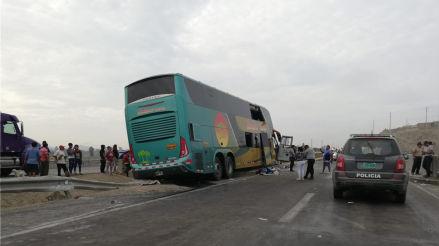 """""""Varios compañeros salieron volando por el impacto"""": hablan los sobrevivientes del accidente en Huacho"""