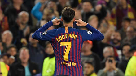 DT del Barcelona respalda a Coutinho: