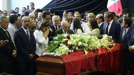Este es el programa de las honras fúnebres de Alan García