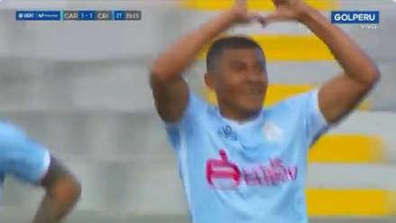 El cabezazo de Minzum Quina que le dio el empate a Real Garcilaso frente a Sporting Cristal