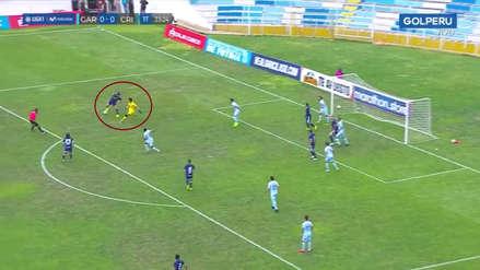 El lujo de Omar Merlo previo al gol de Emanuel Herrera ante Real Garcilaso