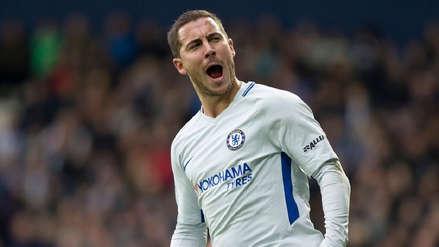 Eden Hazard será jugador del Real Madrid en los próximos días, según diaro Marca