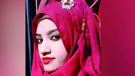 Bangladesh: Una estudiante fue quemada viva porque denunció a su director de acoso sexual