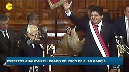 Alan García en la historia: Así será recordado en los libros, según historiadores