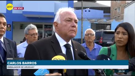 Embajador de Uruguay sobre Alan García: