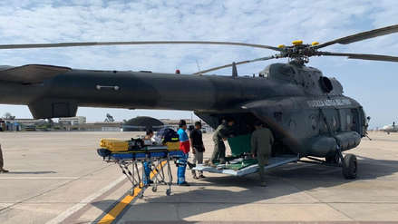 Heridos graves de accidente de bus en Huaura serán trasladados a Lima vía aérea