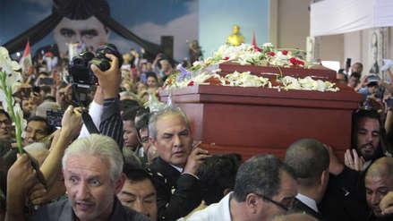 Alan García : 20 imágenes del último adiós al líder aprista en la Casa del Pueblo