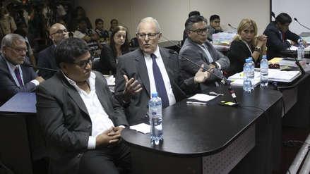 PPK | Juzgado realiza lectura de resolución al pedido de prisión preventiva en su contra