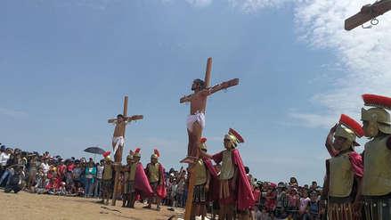 Reque: 30 años de arte, fe y tradición en Semana Santa