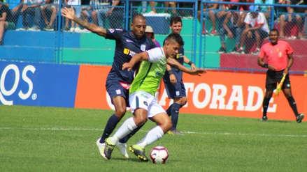 Alianza Lima empató con Pirata FC en Olmos y sigue sin poder ganar en la Liga 1