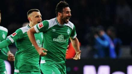 ¡Orgullo peruano! Claudio Pizarro destaca como segundo goleador de la Bundesliga en el siglo XXI