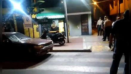 Una balacera deja un herido y un detenido en Carmen de la Legua