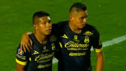 ¡Otra vez 'Orejas'! Edison Flores marcó por segundo partido consecutivo con Monarcas Morelia