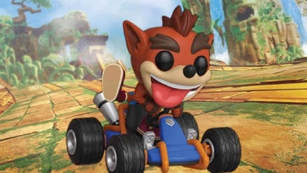 Funko presenta nueva figura de Crash Team Racing Nitro-Fueled