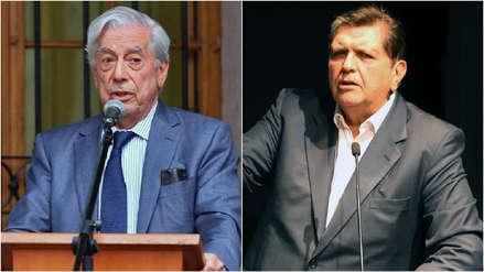 Vargas Llosa espera que muerte de Alan García no interrumpa labor de jueces y fiscales