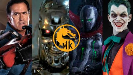 Mortal Kombat 11 | Se filtra la inclusión de Ash, Joker, Night Wolf, Spawn, Terminator y otros al elenco