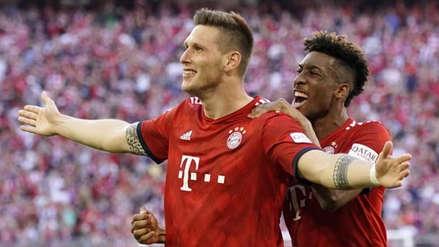 Bayern Munich ganó 1-0 a Werder Bremen de Claudio Pizarro y se mantiene como líder de la Bundesliga