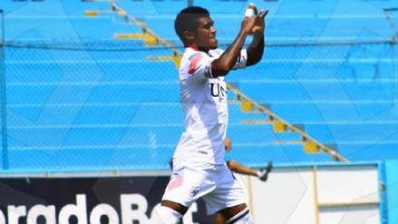 Lo miran en Alianza: Oslimg Mora marcó su primer gol en Primera y le dio el triunfo a la San Martín