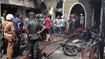 Más de 200 muertos dejaron ocho explosiones en Sri Lanka