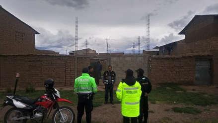 Conmoción en Puno por hombre que envenenó a sus dos hijos y luego se mató