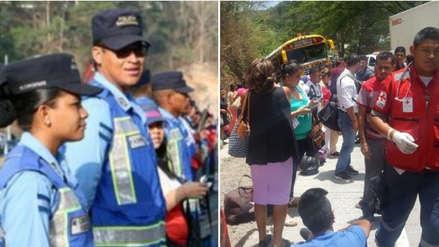 Al menos once muertos por ahogamiento y accidentes de tránsito durante Semana Santa en Honduras