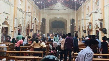 Al menos 42 muertos y más de 200 heridos tras explosiones en hoteles e iglesias de Sri Lanka