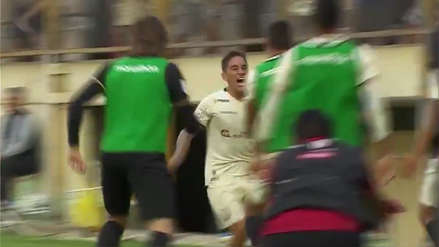Universitario y la lección de contragolpe en el gol de Alejandro Hohberg