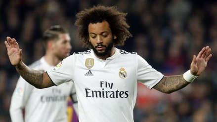 La declaración de Marcelo que revela su futuro para la próxima temporada
